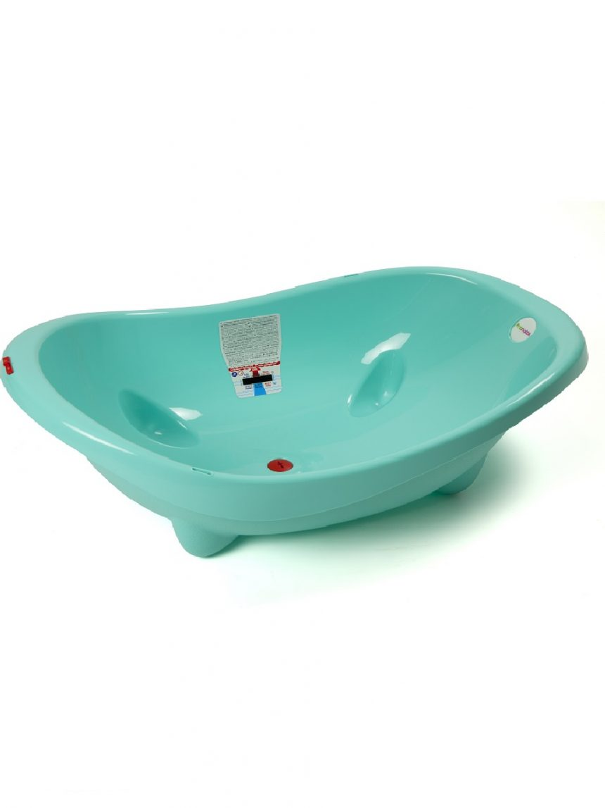 Banheira soap bubble azul - Giordani