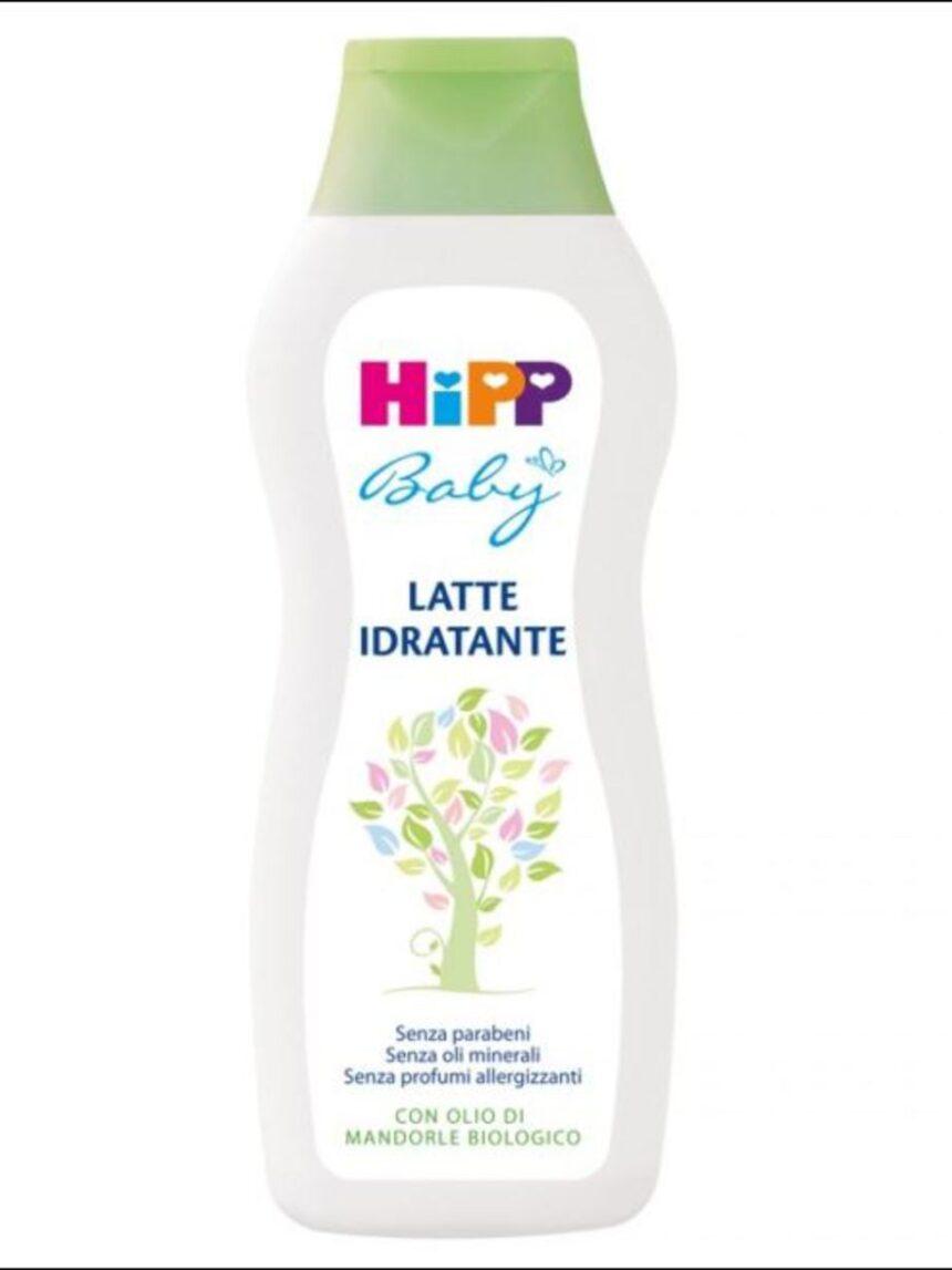 Leite hidratante 350ml - Hipp