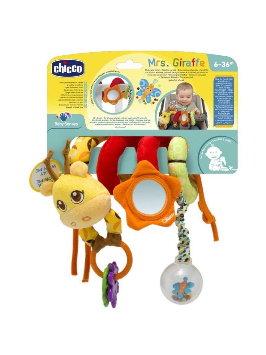 Chicco - jogo de caminhada da sra. girafa - Chicco