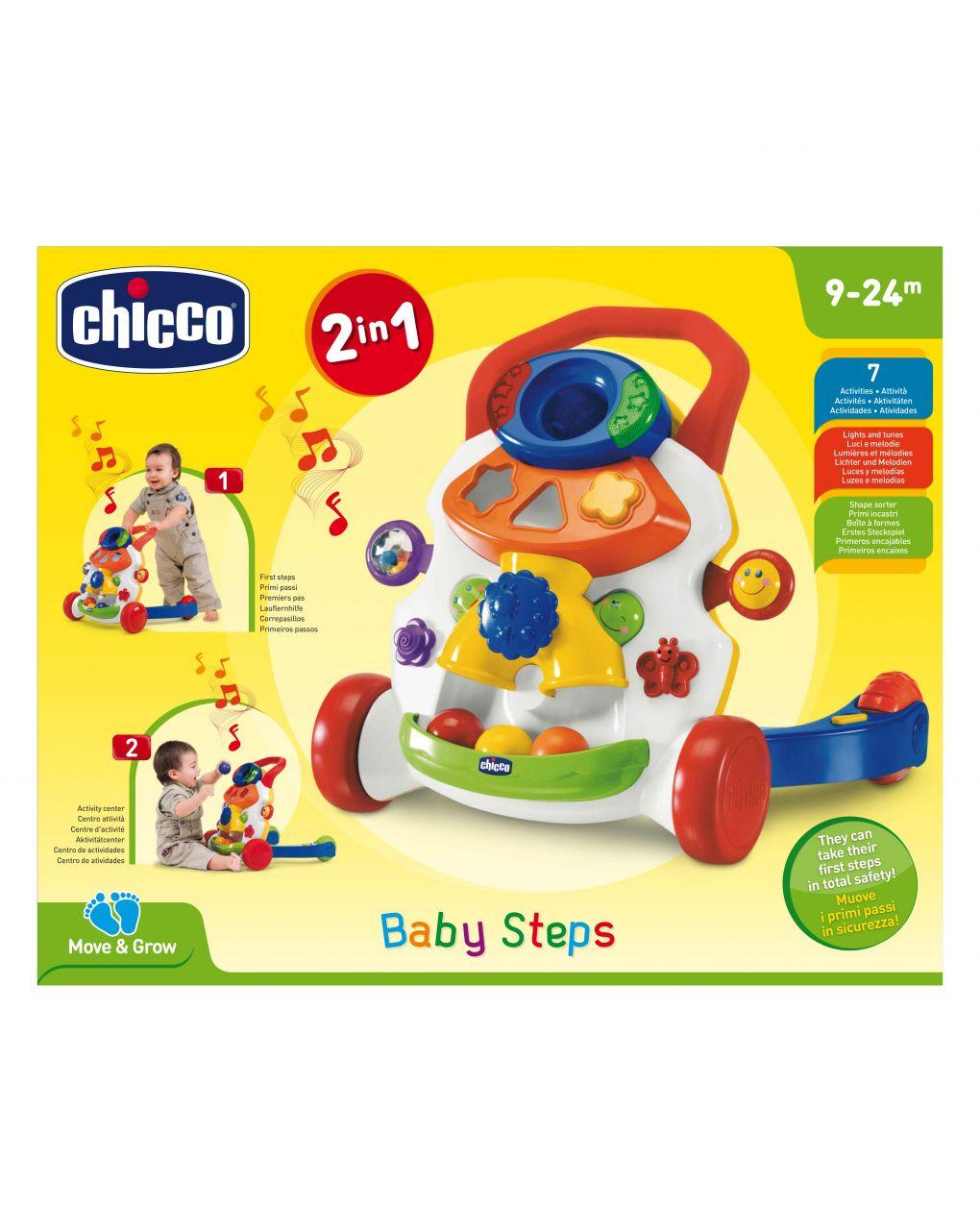 Chicco - primeiros passos na música - Chicco