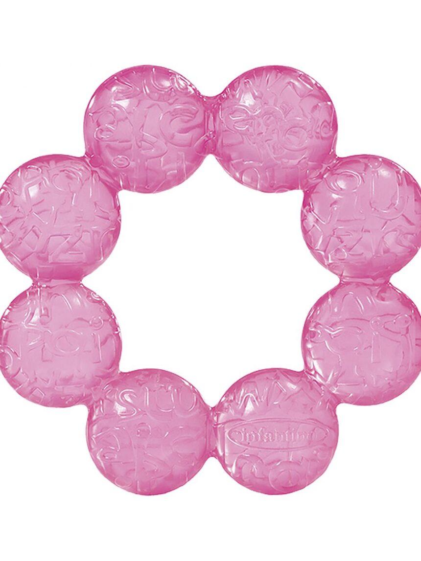 Infantil - mordedor rosa - Infantino