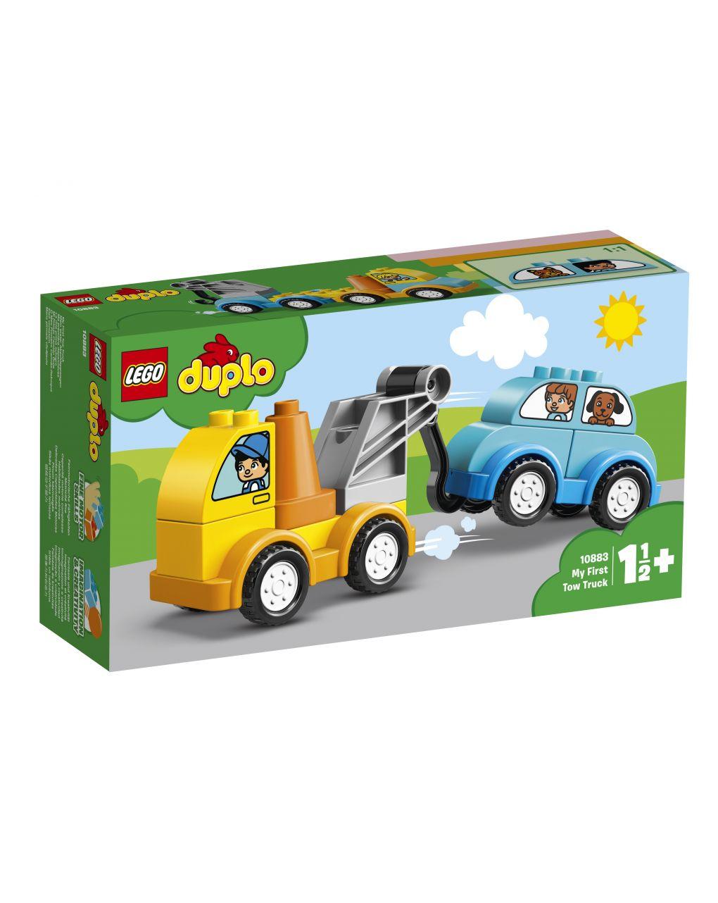 Duplo - meu primeiro guindaste móvel - 10883 - LEGO Duplo