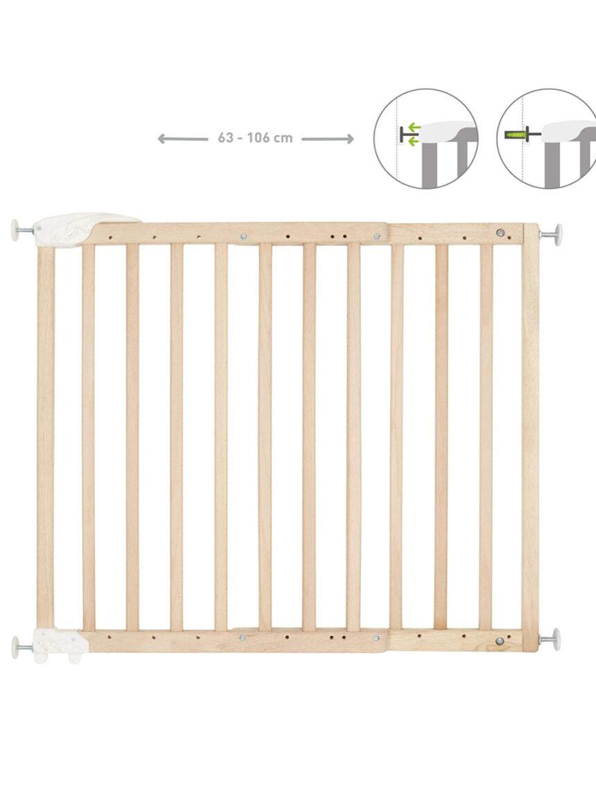Portão de jardim de madeira - Badabulle