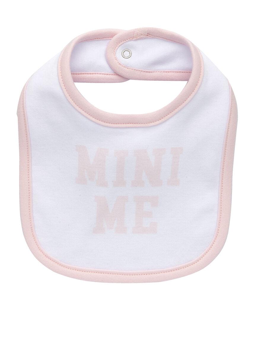 Babador de bebê mini me - Prénatal