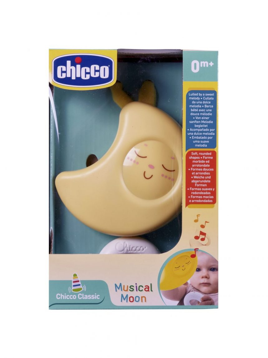 Chicco - caixa de música de ninar - Chicco