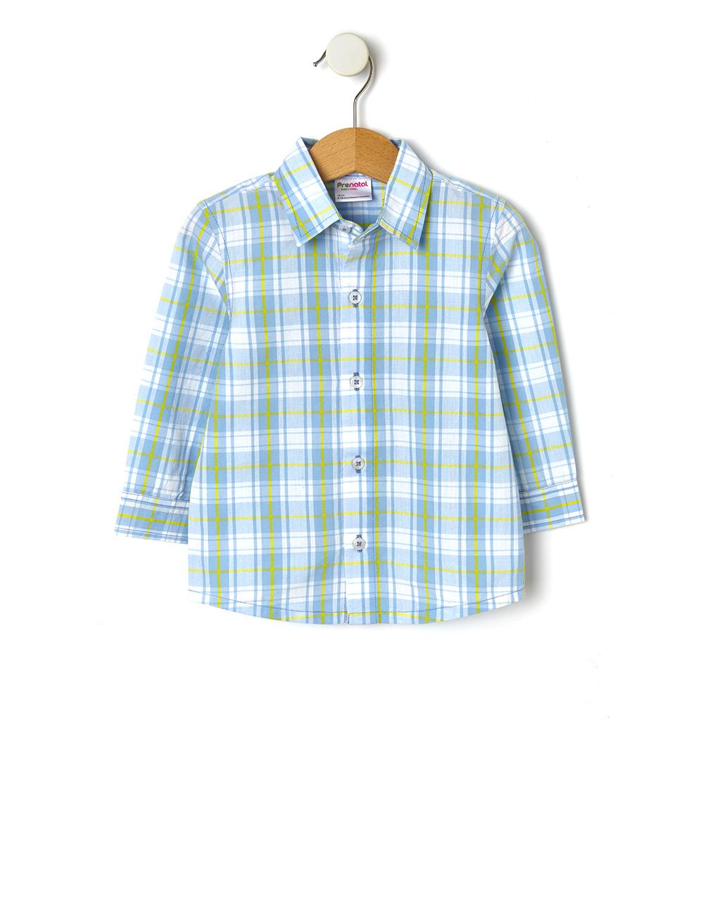Camisa escocesa - Prénatal
