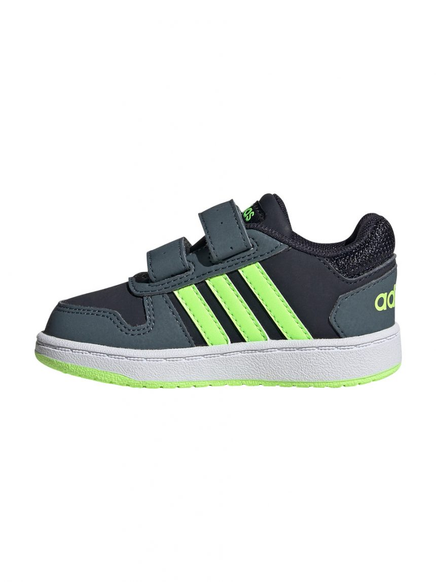 Tênis infantil adidas com fecho de velcro - Adidas