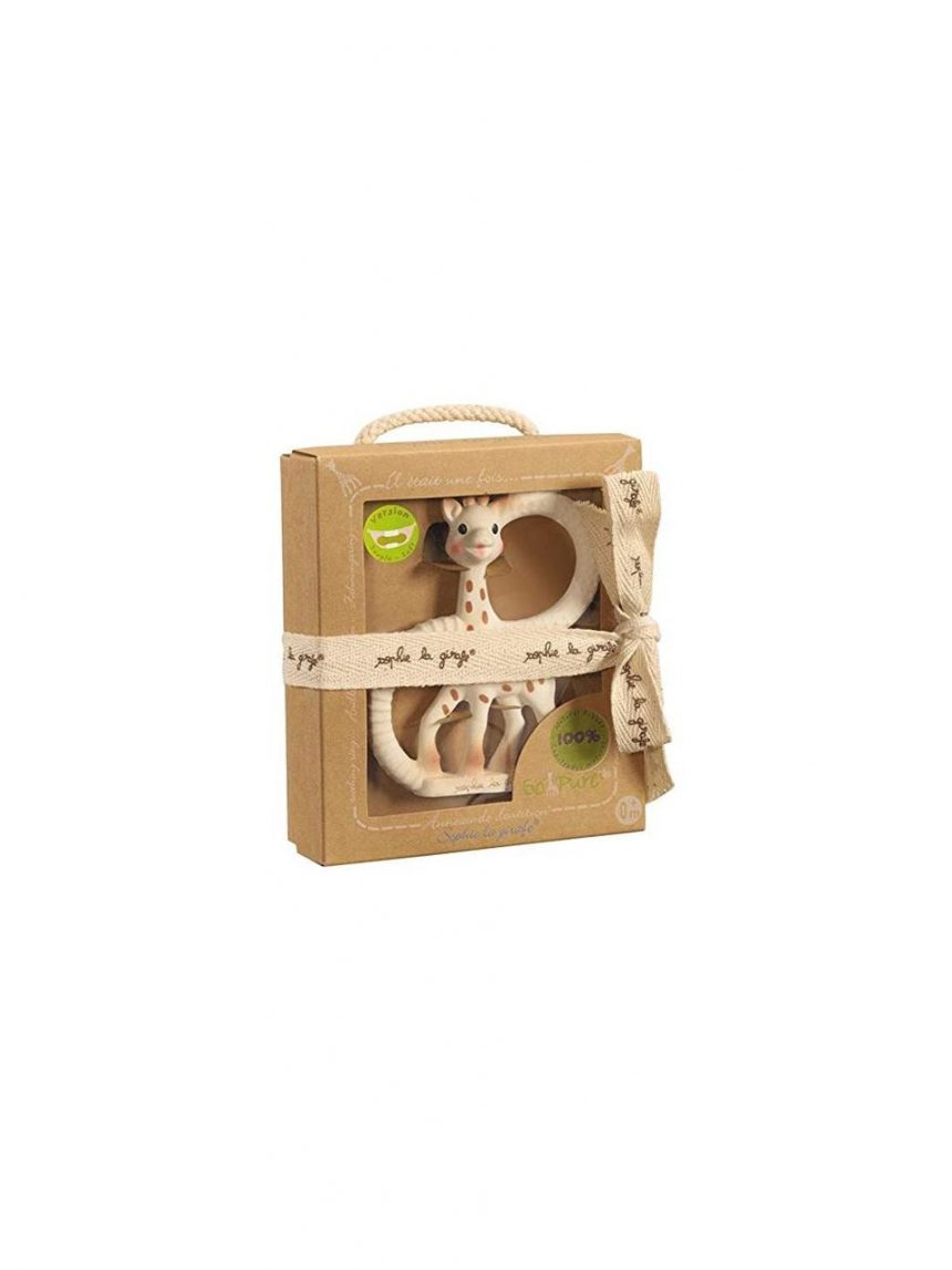 Vulli - sophie, a girafa, anel de dentição macio - SOPHIE LA GIRAFE