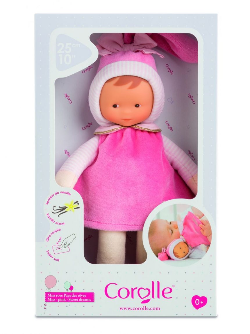 Corolle - miss-pink - bons sonhos - Corolle