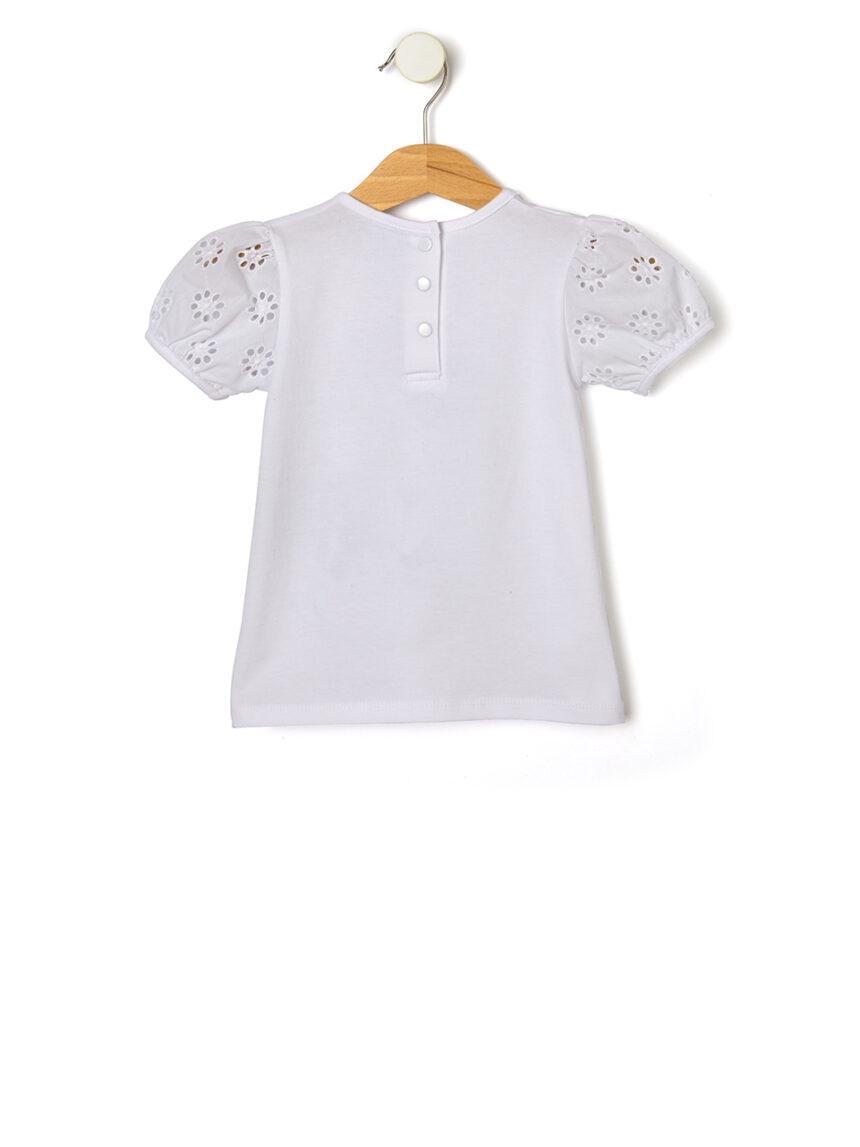 Camiseta com estampa minnie mouse - Prénatal