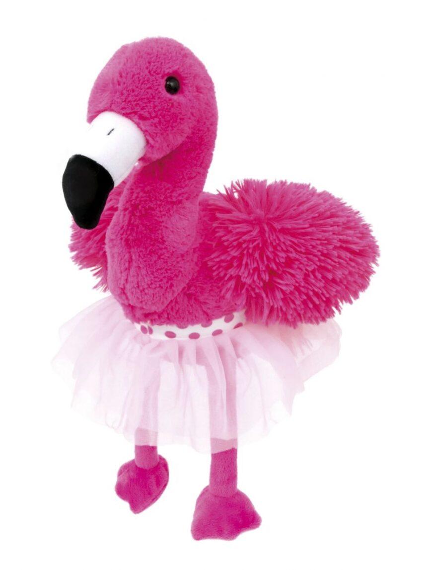 Pelúcia ami - pelúcia flamingo 32 cm - Ami Plush