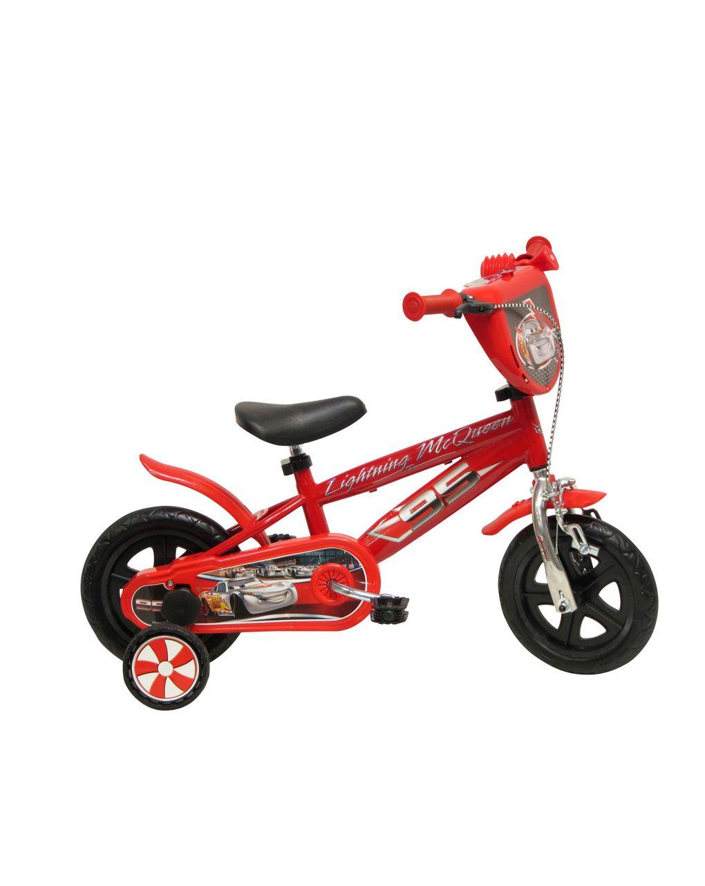 """12 """"carros 3 bicicletas - deluxe - idade 3/5 anos - Mondo"""