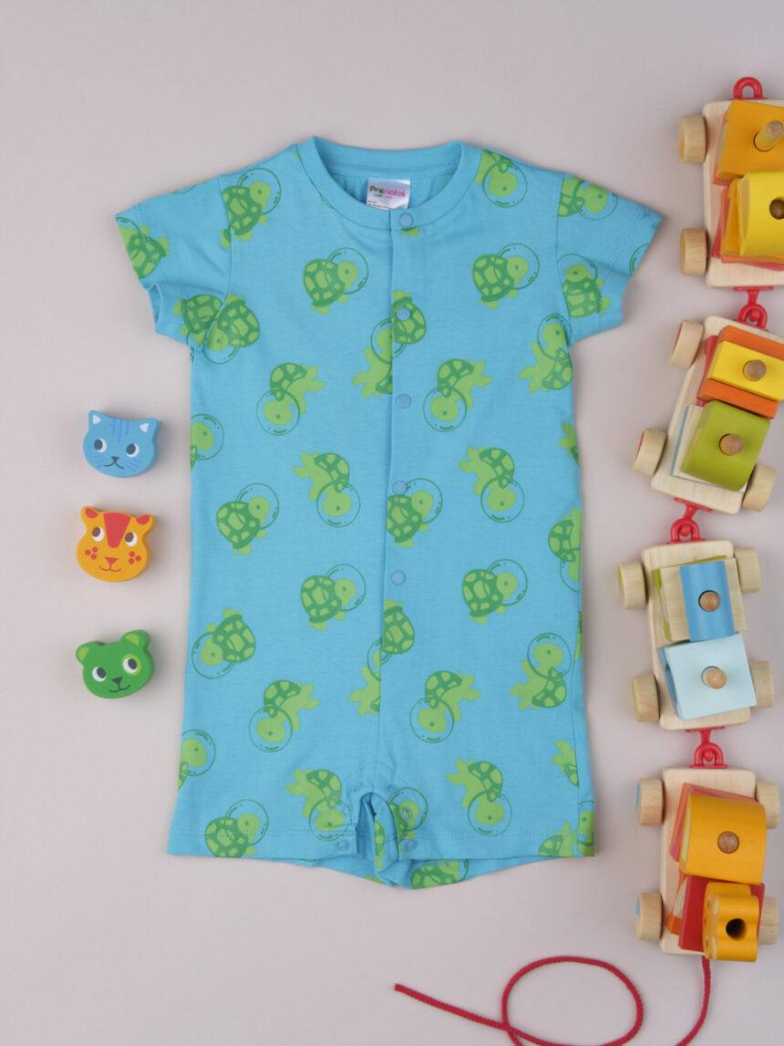 """Pacote de 2 pijamas de bebê """"sapo"""" - Prénatal"""