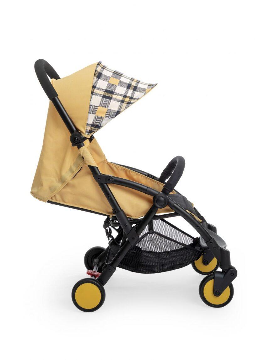 Carrinho de criança amarelo veneza - Giordani