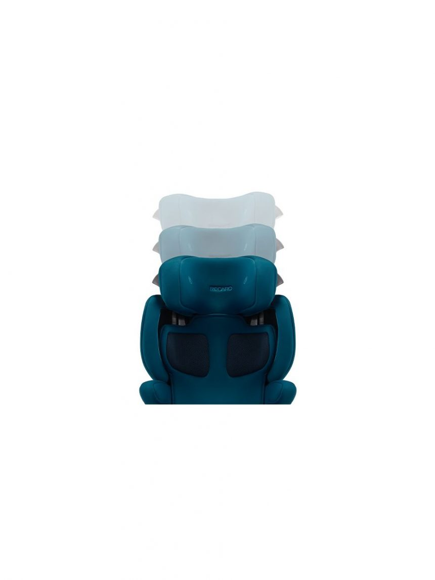 Cadeirinha auto recaro mako elite - selecione verde azulado - Recaro