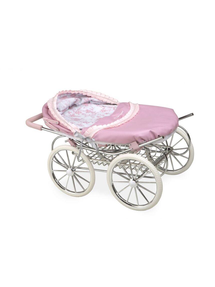 Love bebe '- carrozzina luxo renascido - Love Bebè