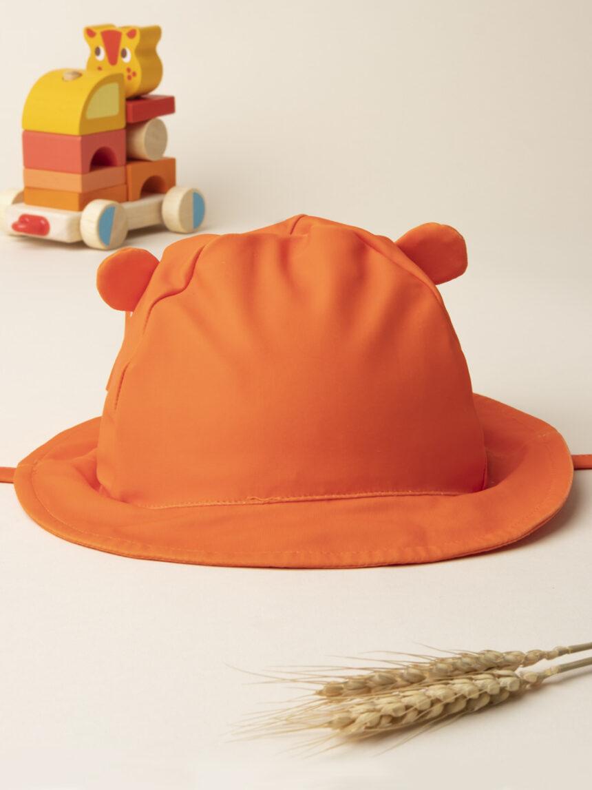 """Chapéu de menino """"caranguejo"""" - Prénatal"""