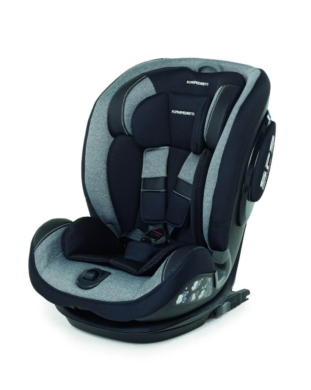 Cadeira auto foppapedretti isoplus - carbono - Foppapedretti