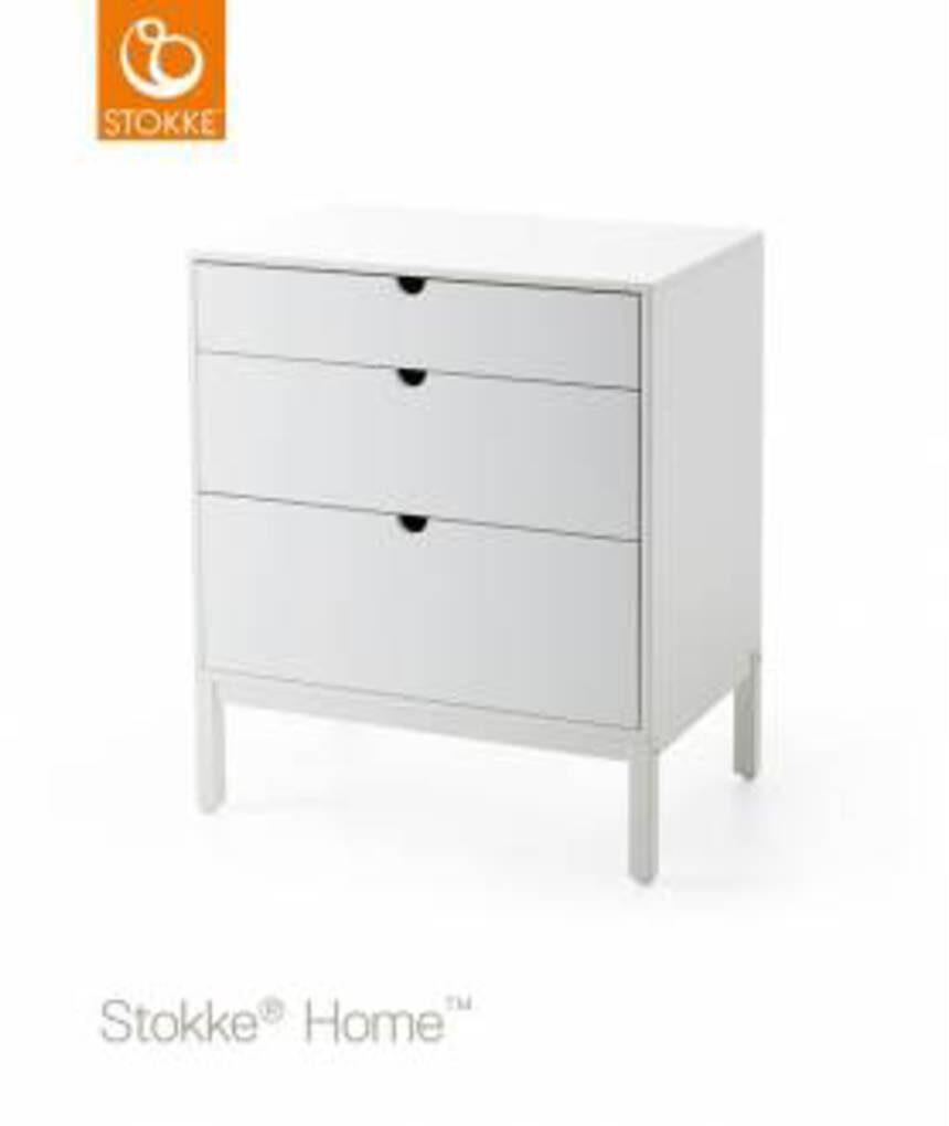 Estrutura para cômoda branca stokke® home ™ - Stokke