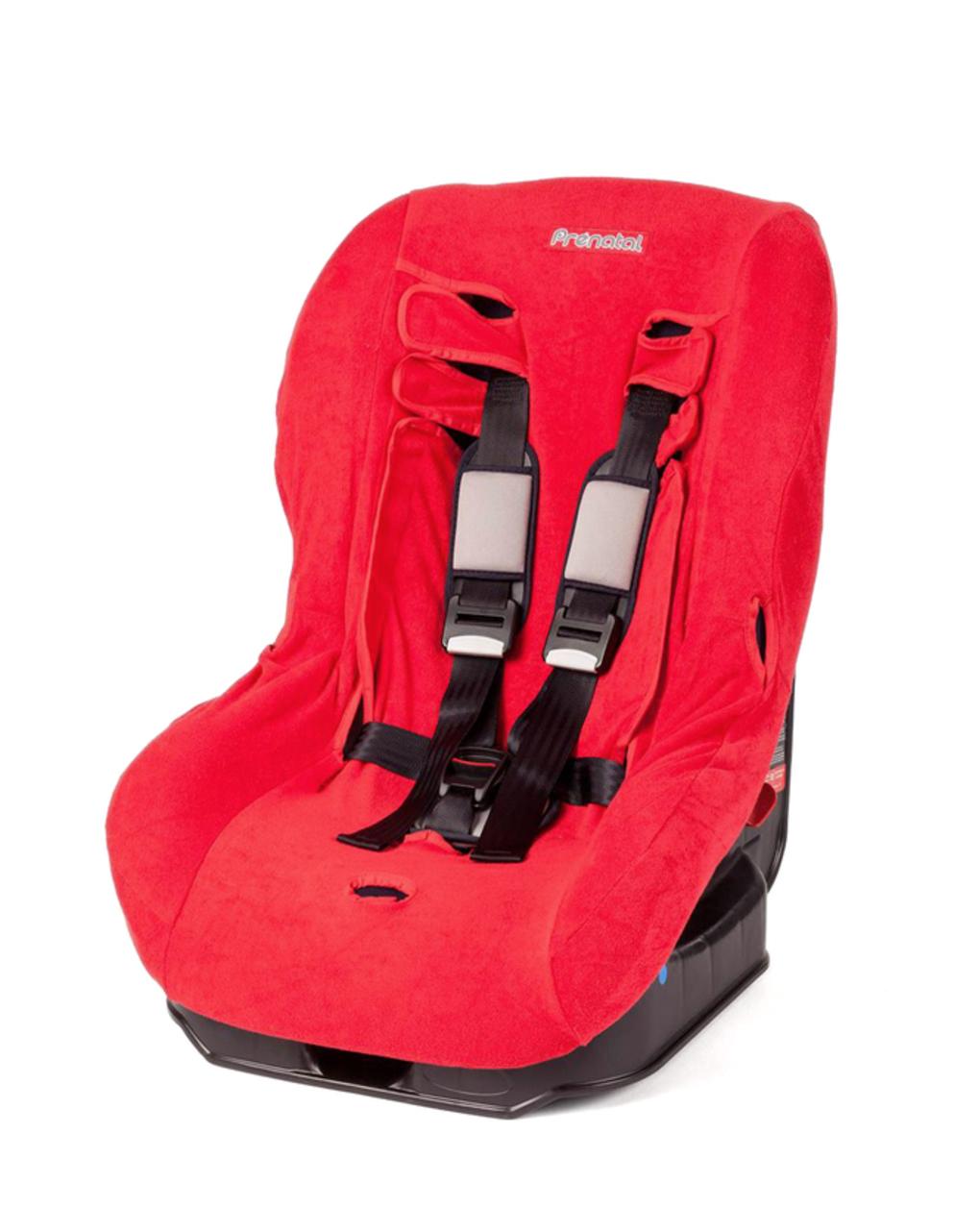 Capa de assento de carro de esponja vermelha gr.1 - Giordani