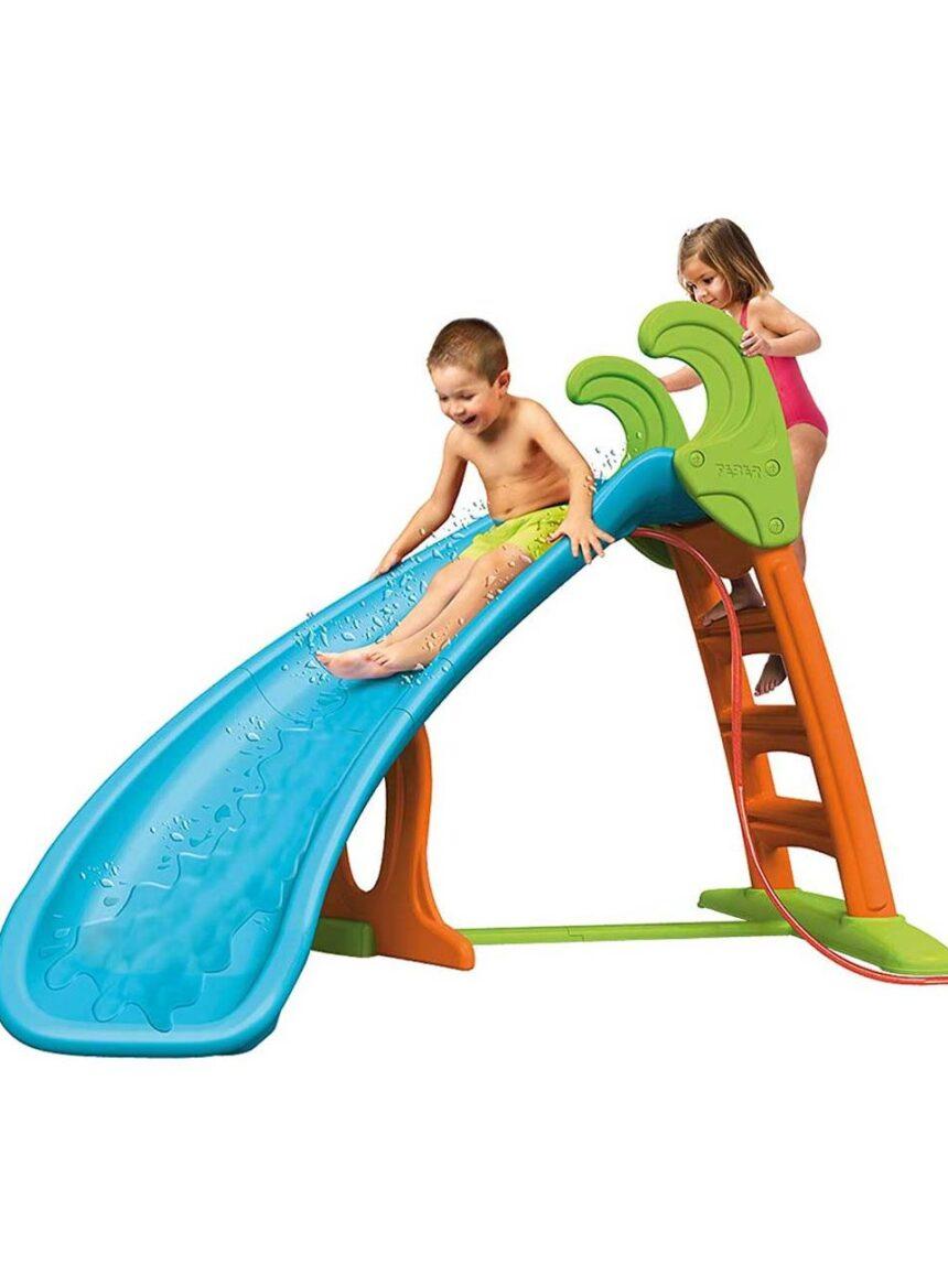Feber - slide com curva - Feber