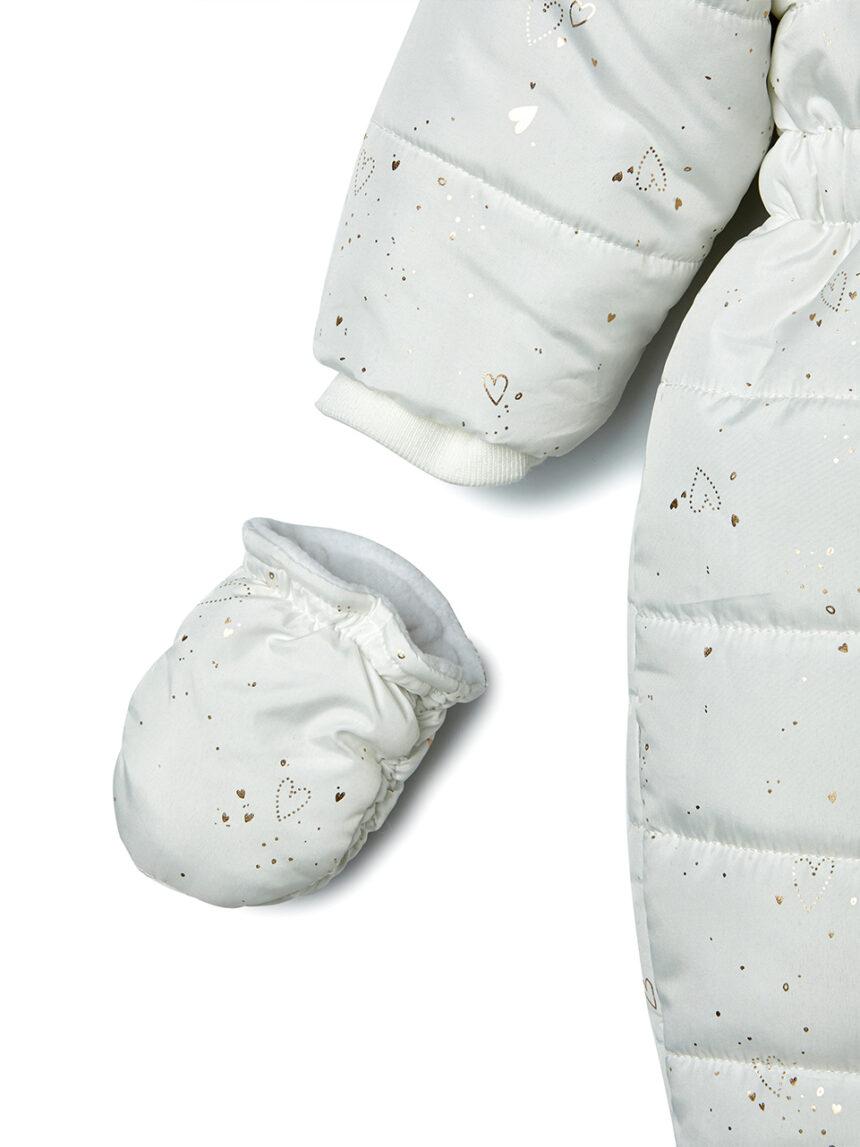 Terno de neve de nylon - Prénatal