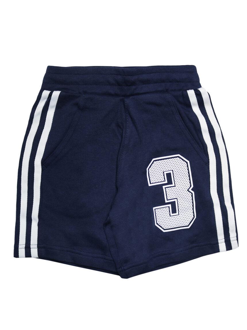 Conjunto de shorts e camiseta - Adidas