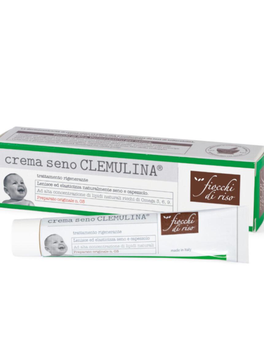 Creme de mama clemulina - 15 ml - Fiocchi di Riso