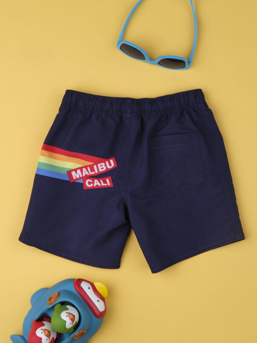 Fato boxer menino multicolor - Prénatal