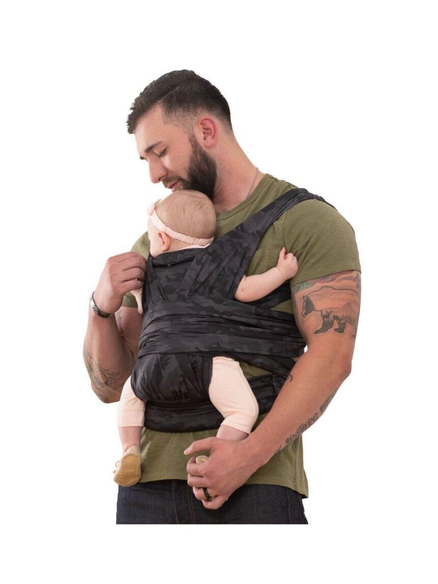 Camuflagem de portador de bebê comfyfit - Boppy