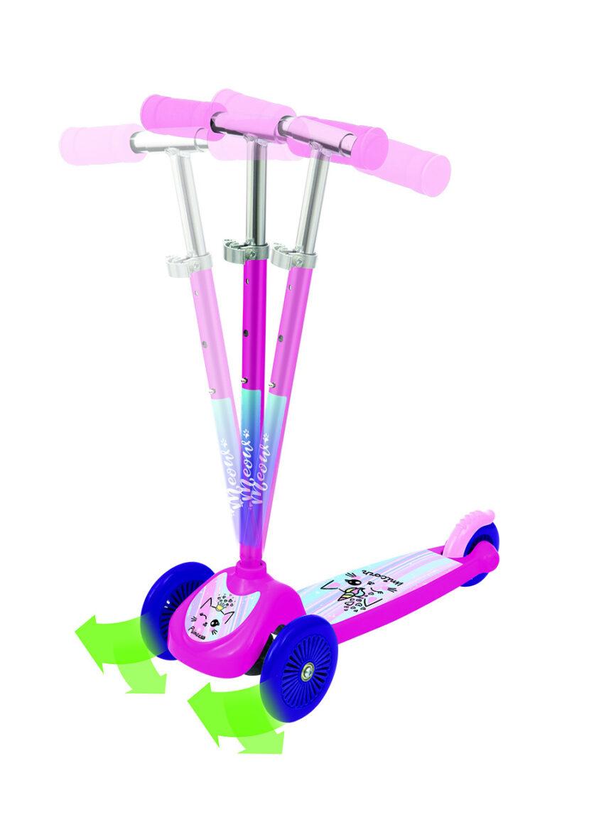 Sol e esporte - scooter 3w menina - Sun&Sport