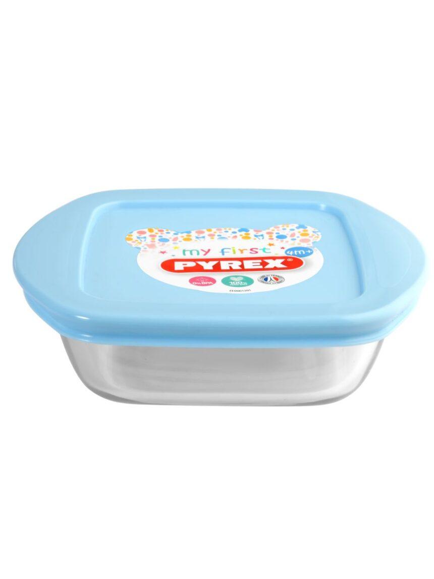 Assadeira para comida de bebê - Pyrex