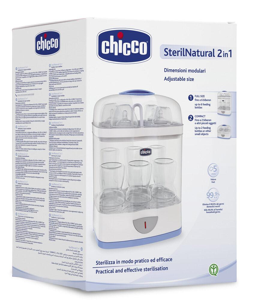 Esterilizador de grãos esterilizados - Chicco