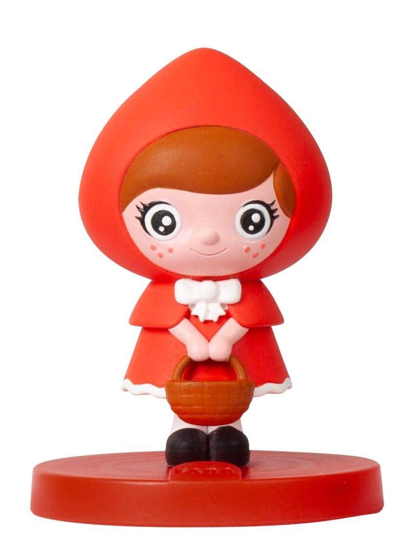 Faba - chapeuzinho vermelho - Faba