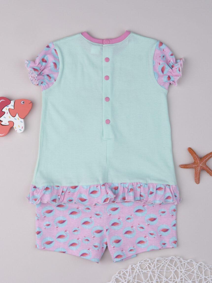 Pijama sereia - Prénatal