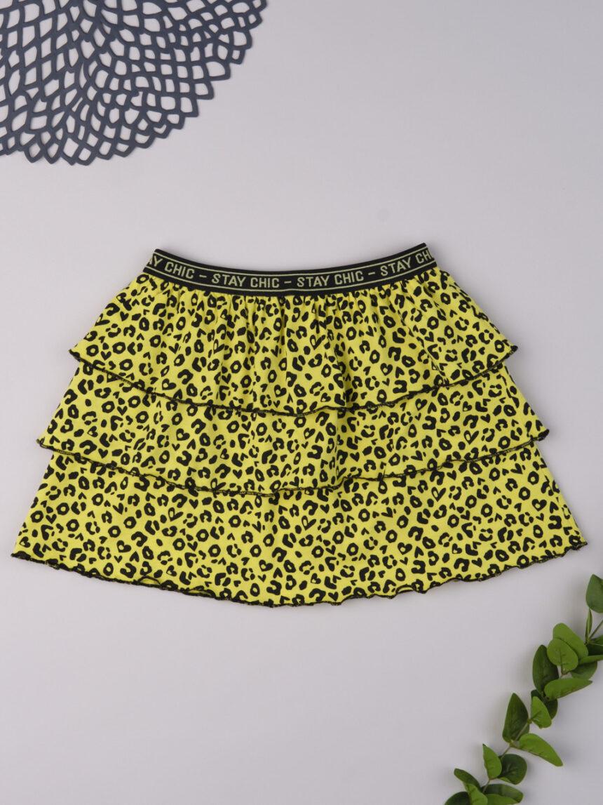 Vou maculata amarela - Prénatal