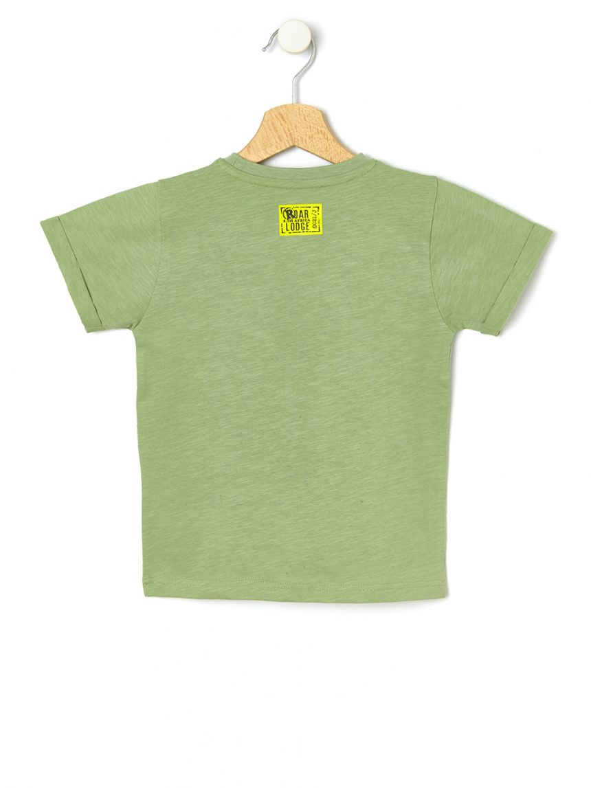 Camiseta com estampa maxi - Prénatal