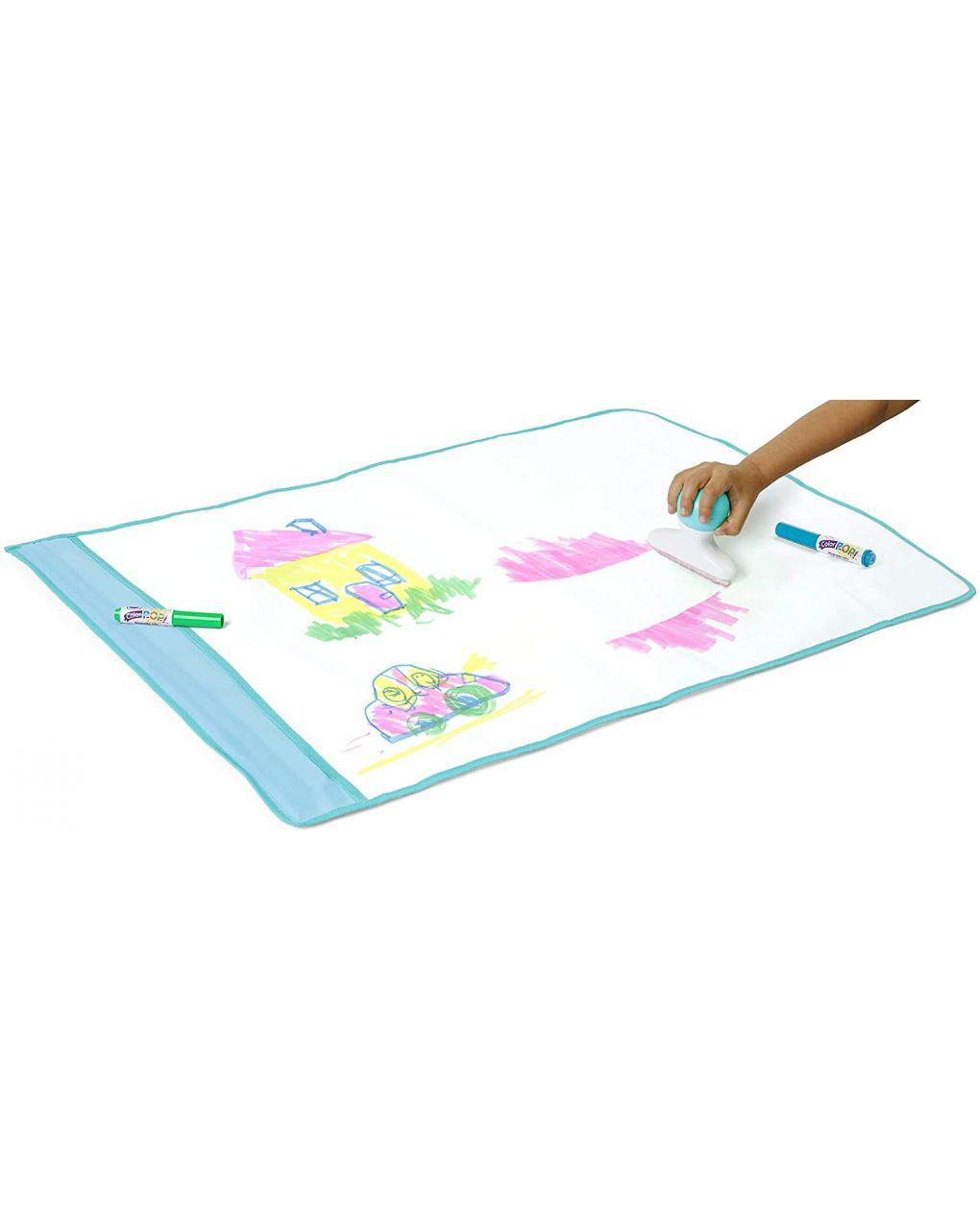Crayola - tapete para colorir e recolorir - Crayola