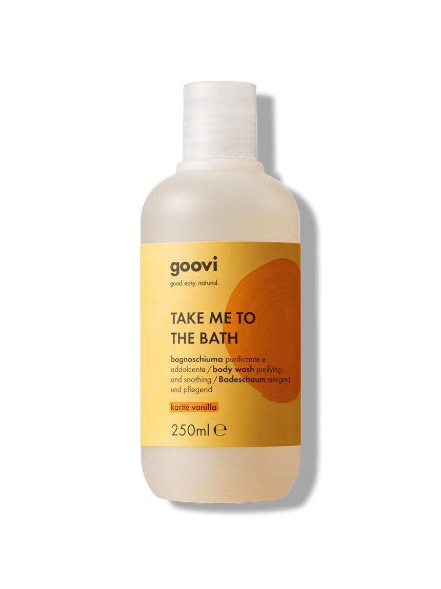 Gel de banho de baunilha de karité - 250 ml - Goovi