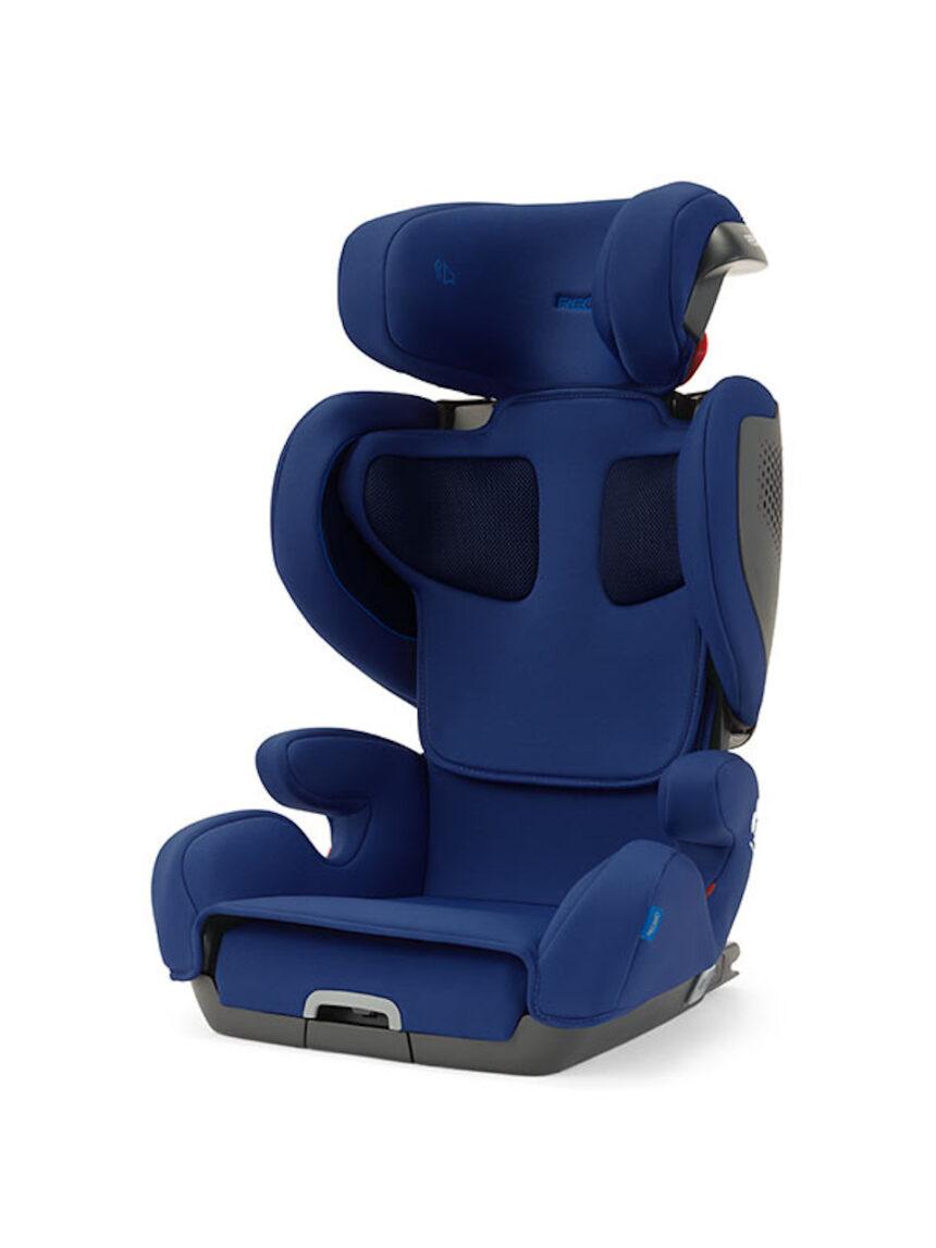 Assento auto recaro mako elite - selecione pacific blue - Recaro
