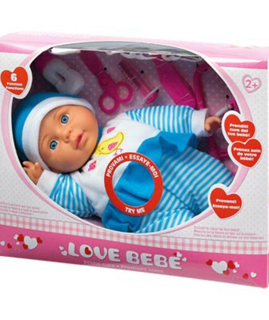 Love bebe '- conjunto médico - Love Bebè