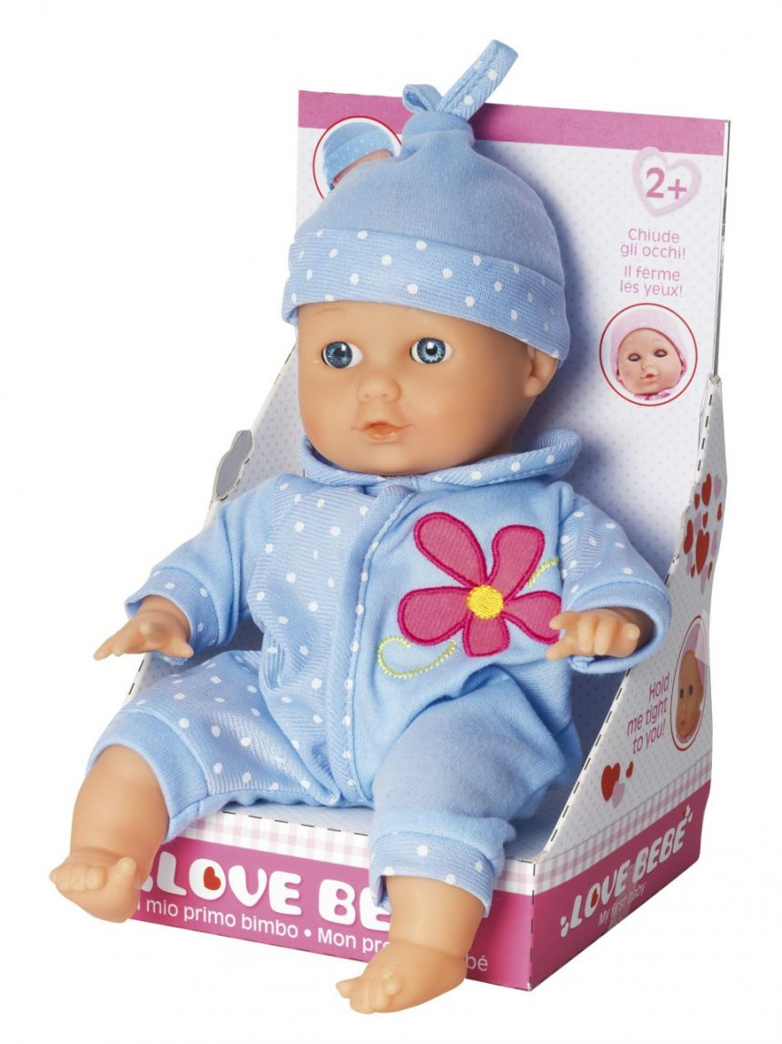 Love bebe '- minha primeira boneca - Love Bebè