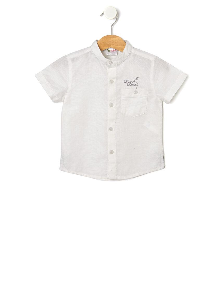 Camisa de meia manga - Prénatal