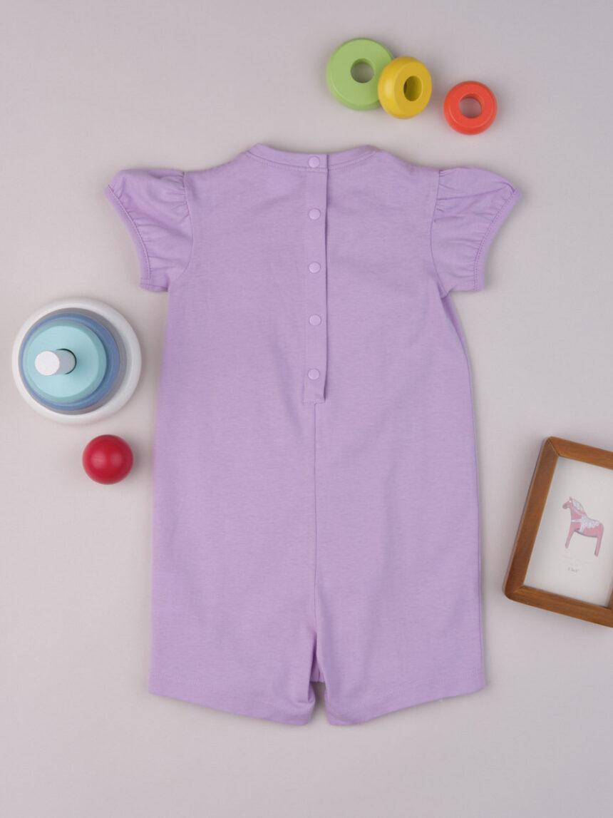 "Pijama de ""dança"" de menina - Prénatal"
