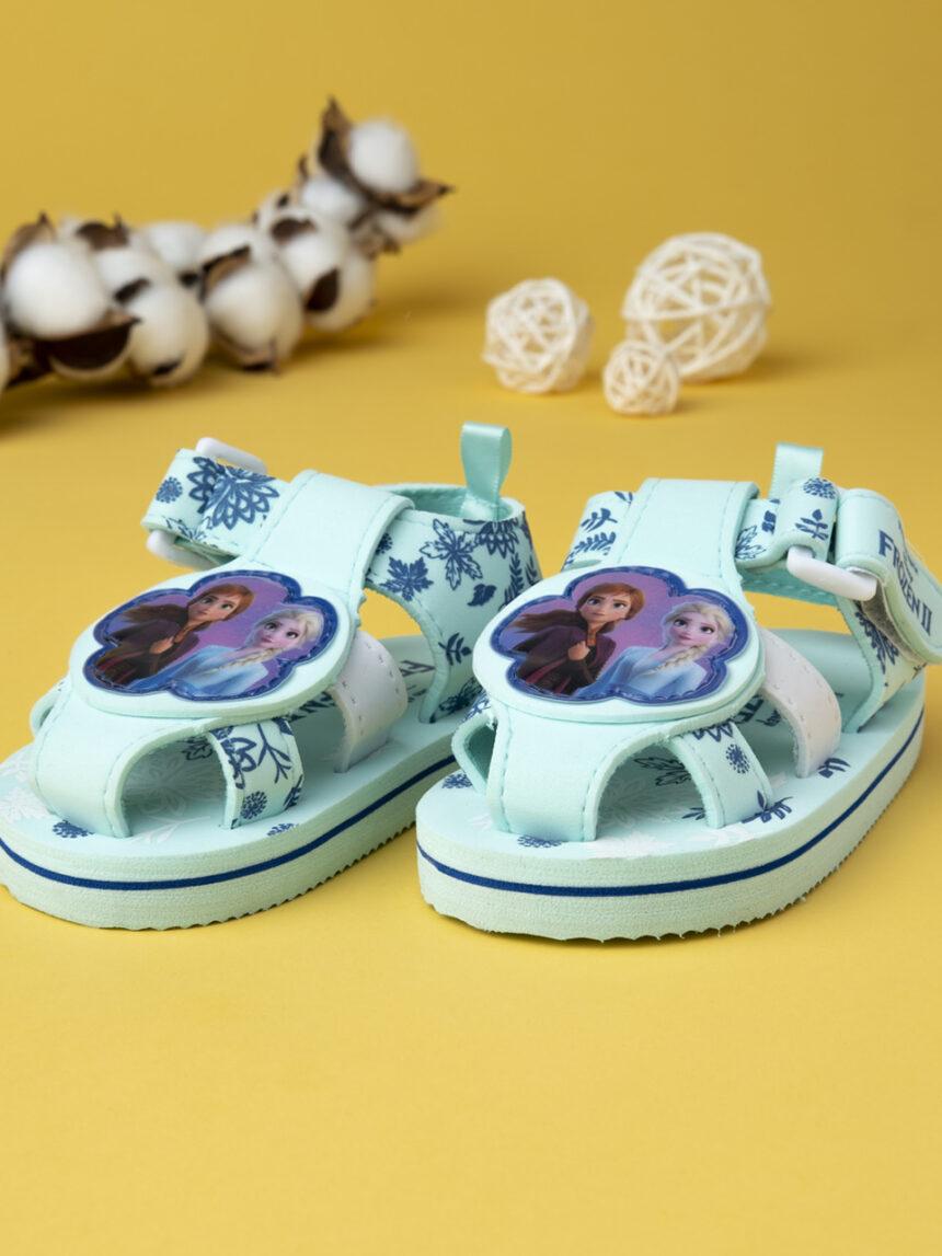 "Garota sandalo ""congelada"" - Disney"