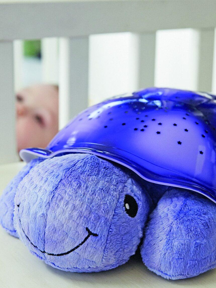 Nuvem b - tartaruga crepuscular - roxa - Cloud B