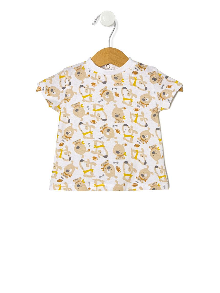 Conjunto de macacão e camiseta de 2 peças - Prénatal