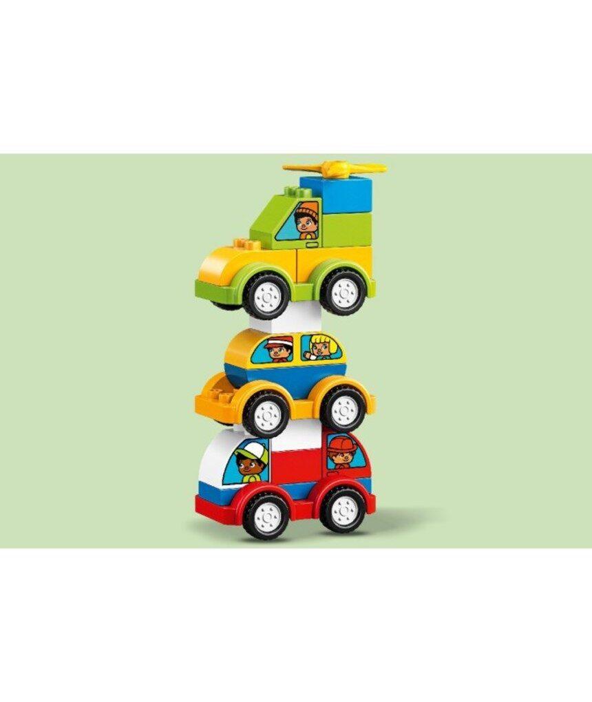 Duplo - meus primeiros veículos - 10886 - LEGO Duplo