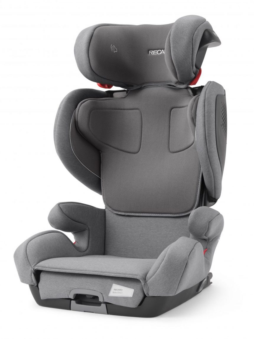 Cadeira infantil mako elite 2 prime silenciosa cinza - Recaro