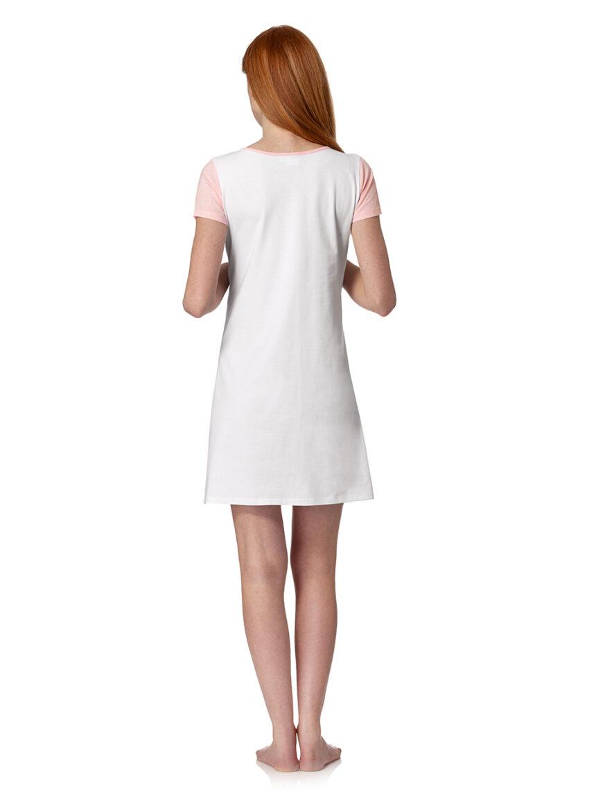 Camisa de entrega de mangas curtas - Prénatal
